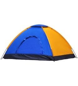 Manuel Kolay Kurulum Kamp Çadırı (2-3 Kişilik)