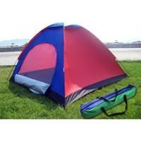 Kolay Kurulumlu Pratik Kamp Çadırı 4 Kişilik