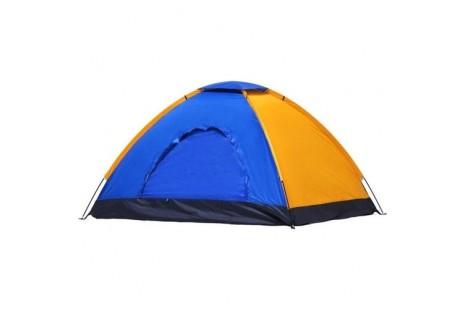 Kolay Kurulumlu Pratik Kamp Çadırı 6 Kişilik (200x250x150)