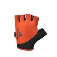 Adidas Kısa Parmaklı Turuncu Eldiven-Small