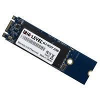 HI-LEVEL 256GB SSD m.2 Sata HLV-M2SSD2280/256G