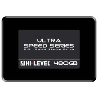 HI-LEVEL 480GB SSD Disk SSD30ULT/480G + Aparat