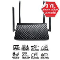 Asus DSL-AC55U WiFi ADSL2+/VDSL 3G/4G Modem Router