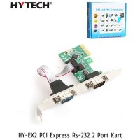 Hytech HY-EX2 PCI-Express Rs-232 Seri 2 Port Kart