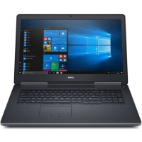 Dell M7720 BALIK E3-1535Mv6 16GB 256SSD+1TB P4000