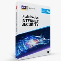 BitDefender Internet Security 2019 - 3 Kullanıcı