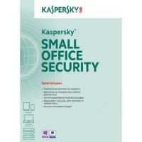 Kaspersky Small Office Sec. 1+10 Dvd Kutu 3 YIL