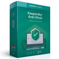 Kaspersky Antivirüs 2019 2 Kullanıcı DVD Kutu