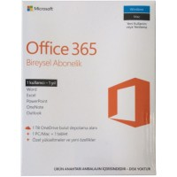 Office 365 Personal 32/64 TR Box QQ2-00521