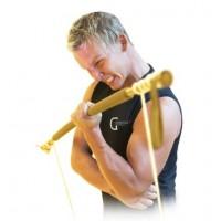 Gymstick Original (Çok Sert) Pilates Barı-Altın Rengi