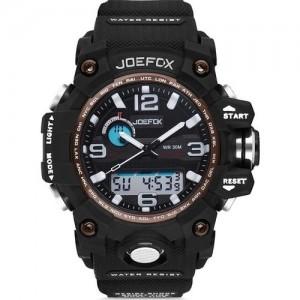 Joefox FX-1523L-DTBLK Kadın Kol Saati