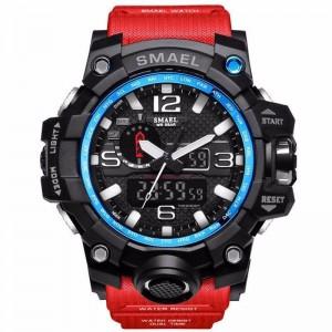 SMA-00R ERKEK KOL SAATİ (Kırmızı)